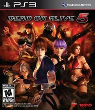 Dead or Alive 5 - Playstation 3 Game