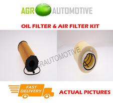 KIT Di Servizio Diesel Olio Filtro aria per AUDI a6 ALLROAD QUATTRO 2.7 190bhp 2008-11