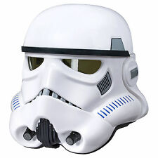 Star Wars Imperial Stormtrooper Electronic Voice Changer Full Helmet Black Serie