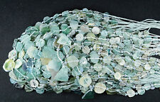 ANCIENT ROMAN GLASS BEADS 1 MEDIUM STRAND GREEN 100- 200 BC RM11