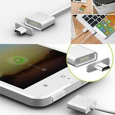 2.4A Micro USB Charging Cable Magnetic Adapter Charger For Android Samsung LG