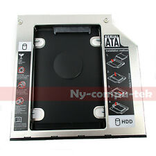 2nd HD SSD Hard Drive Case Caddy for Dell Inspiron 15 3521 5558 17 7746 DU-8A5HH