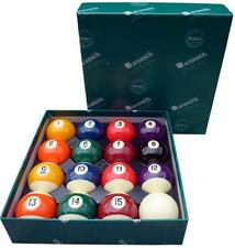 "ARAMITH 2"" SPOTS AND STRIPES TOURNAMENT MATCH POOL BALLS."
