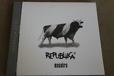 Republika - Masakra CD NEW SEALED DIGIPACK