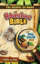 Adventure Bible: The Gospel of Mark by Lawrence O. Richards and Zondervan...