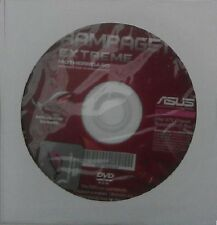 Original ASUS placa madre controlador CD DVD Rampage IV 4 Extreme Windows 7 vista XP
