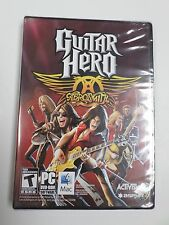 PC - Guitar Hero: Aerosmith - BRAND NEW SEALED