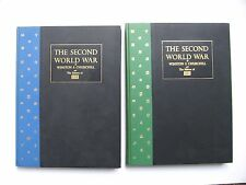 The Second World War by Winston Churchill & Time Books, Vol 1 & 2