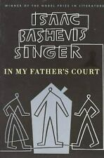 In My Father's Court by Isaac Bashevis Singer (1991, Paperback)