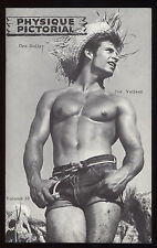 1971 gay art/graphics/photos Bob Mizer's Physique Tom of Finland