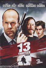 13 THIRTEEN (JASON STATHAM) *NEW DVD*