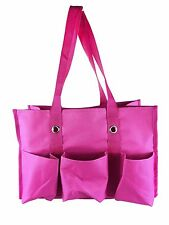 NEW Thirty one Organizing Utility tote mummy 31 gift shoulder bag Pink Cross Pop