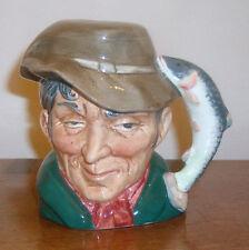 ROYAL DOULTON il bracconiere personaggio Toby BROCCA British FIGURINA d6464 PORCELLANA