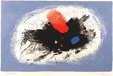 Edmondo BACCI - Avvenimento 12 L - Litografia originale firmata - 1963