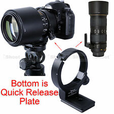 Lens Tripod Mount Ring w/ Quick Release Plate for Nikon AF-S 70-200mm F/4G ED VR