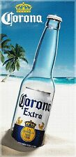 Corona Extra Message in a Bottle Beach Towel  measures 30 x 60 inches