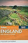 Fodor's England 2012: with the Best of Wales (Full-color Travel Guide)-ExLibrary