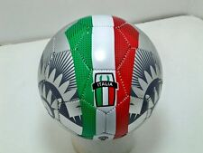 FIFA 2014 Brazil world cup Italy MINI soccer ball size 2 sz Italia red wh green