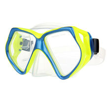 Diving Swimming Mask Glass Goggles Scuba Tempered Lens Snorkeling Water Sports