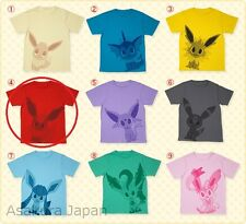 Pokemon Center Limited pokémon time Eevee COLLECTION T-SHIRT #4 Flareon