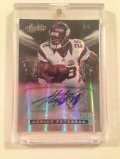 2013 Absolute Adrian Peterson Auto 5/5