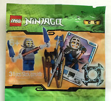 *BRAND NEW* Lego NINJAGO Kendo Jay BOOSTER PACK 5000030