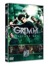 Grimm - Stagione 2 (6 DVD) - ITALIANO ORIGINALE SIGILLATO-
