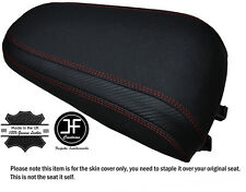 GRIP CARBON DARK RED ST CUSTOM FITS YAMAHA MT 03 06-14 REAR SEAT COVER