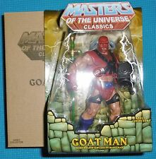 GOAT MAN Masters of the Universe Classics MOTU MOTUC (HE-MAN/She-ra) IN HAND
