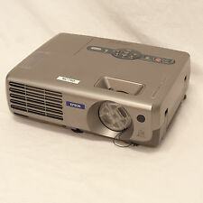 Epson Powerlite 821p LCD Projector   800 hrs, 2600 ANSI   Bright & Portable   nc