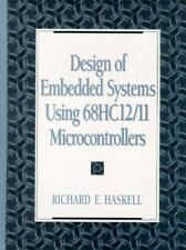 Design of Embedded Systems Using  68HC1211 Microcontrollers-ExLibrary