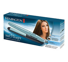REMINGTON WET 2 STRAIGHT HAIR STRAIGHTENER S7300 *** NUOVISSIMO E SIGILLATO ***