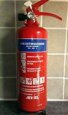 2kg powder fire extinguisher - car van kitchen garage