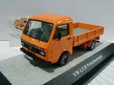 "Premium ClassiXXs 13601 # VW LT28 Pritschenwagen Baujahr 1985 in "" orange "" 1:43"