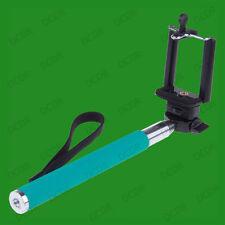 100cm extensible selfie stick handheld 1 mètres s'adapte à la plupart des téléphones mobiles et appareils photo