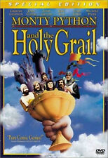 Monty Python and the Holy Grail Dvd 2001 2 Disc Set Special Edition Like New