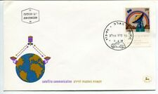 1972 Satellite Communication Jour D'Emission Voice Goesout Through All The Earth