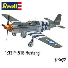 Revell 1:32 P-51B Mustang Plastic Model Kit RMX855535