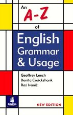An A-Z of English Grammar and Usage (2nd Edition) (Paperback), Le. 9780582405745