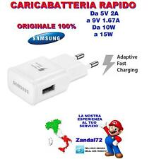 CHARGEUR RAPIDE ORIGINAL SAMSUNG GALAXY S6 S7 EDGE NOTE 5 FAST DE CHARGE