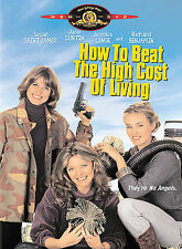 HOW TO BEAT THE HIGH COST OF LIVING DVD Good Cond *Disc Only-NO CASE *Rare & OOP