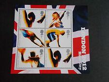 2005 London's Offerta Per Giochi olimpici in miniatura foglio ms2554 CAT £ 6.50 Superbo Gomma integra, non linguellato