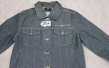 ROCAWEAR WOMEN JACKET/ TOP Size M. TAG NO. J56