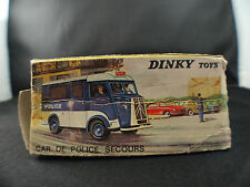 Dinky Toys F 566 Fourgon 1200 kg Citroën Police boite seule box only