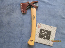 Gransfors Bruk Wildlife Hatchet Axe -Model #415-New,Camping, Best Small Axe Made