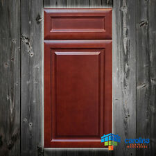 All Solid Wood ( RTA ) Cabinet Sample Door, Wood Cabinets Color: Cherry Glaze