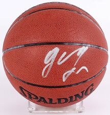 OJ MAYO SIGNED FULL SIZED SPALDING OFFICIAL NBA BASKETBALL MILWAUKEE BUCKS COA