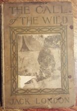 Antique Jack London- The Call Of The Wild 1910
