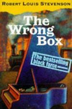 The Wrong Box (Oxford Popular Fiction)-ExLibrary