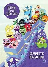 Happy Tree Friends: Complete Disaster (DVD, 2013, 4-Disc Set)